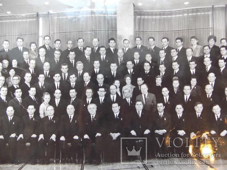 Правящий класс Украинской ССР. Юбилей. 50 -летие создаия СССР. 1972 г, фото №5