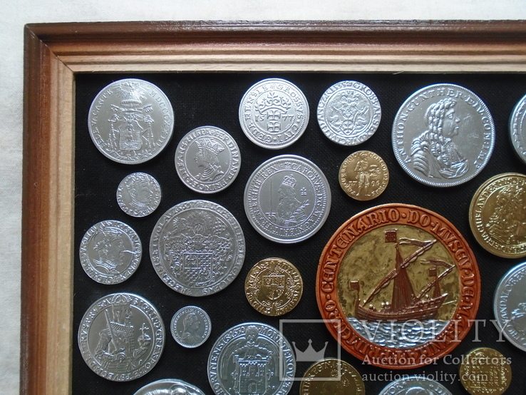 Середньовічні талери. копії., фото №3