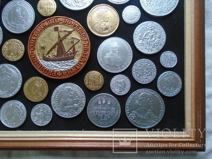 Середньовічні талери. копії., фото №5