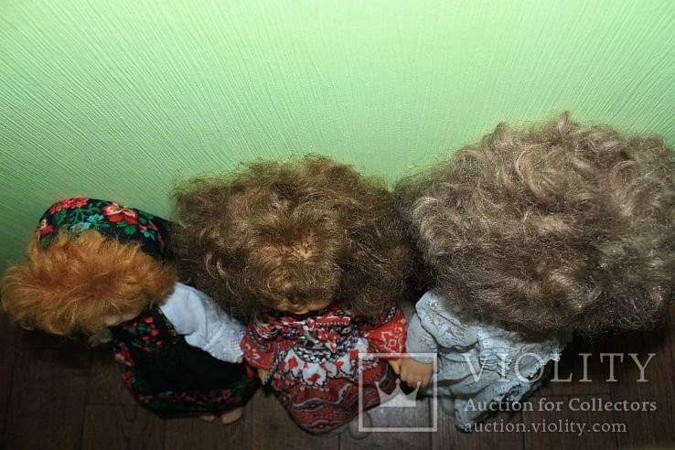 Три куклы, фото №7