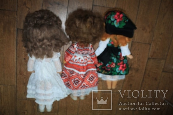Три куклы, фото №8