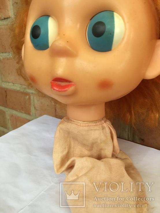 Интересная голова Кукли большая голова и глаза, фото №5