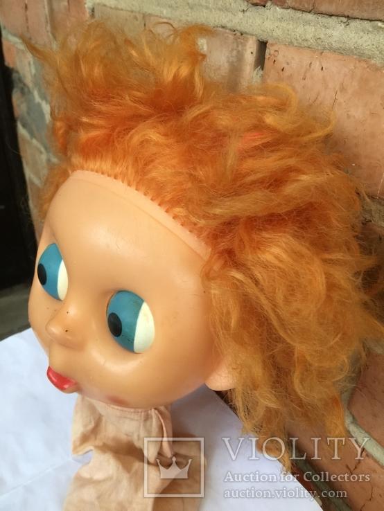 Интересная голова Кукли большая голова и глаза, фото №6