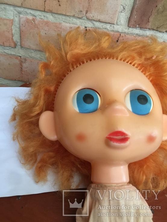 Интересная голова Кукли большая голова и глаза, фото №9