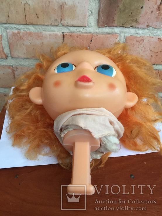 Интересная голова Кукли большая голова и глаза, фото №10