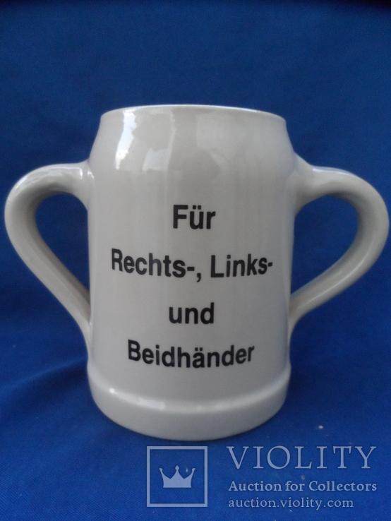 Коллекционная  пивная кружка  Германия 0,5 L