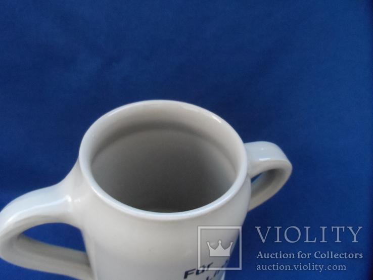 Коллекционная  пивная кружка  Германия 0,5 L, фото №6