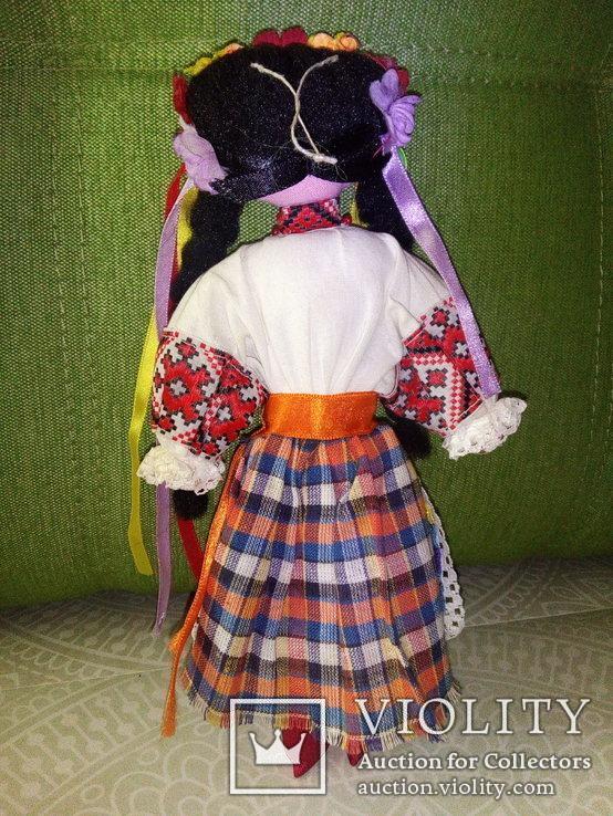 Авторская кукла ручной работы. 23 см., фото №4