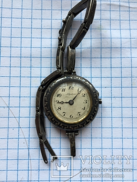 Часы Alpina, фото №7