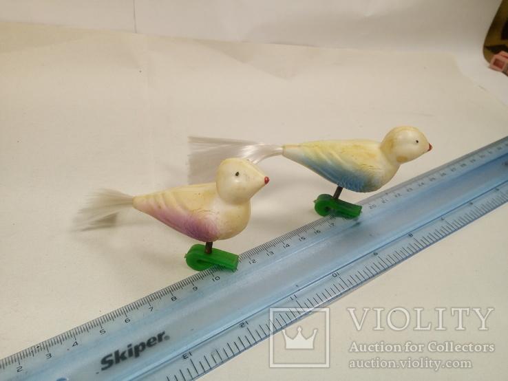 Две птички на пружинках, фото №2