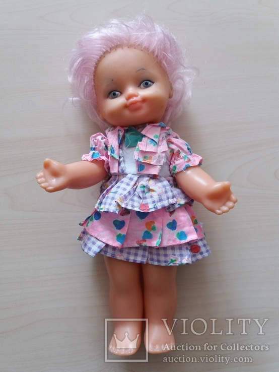 Кукла (клеймо)