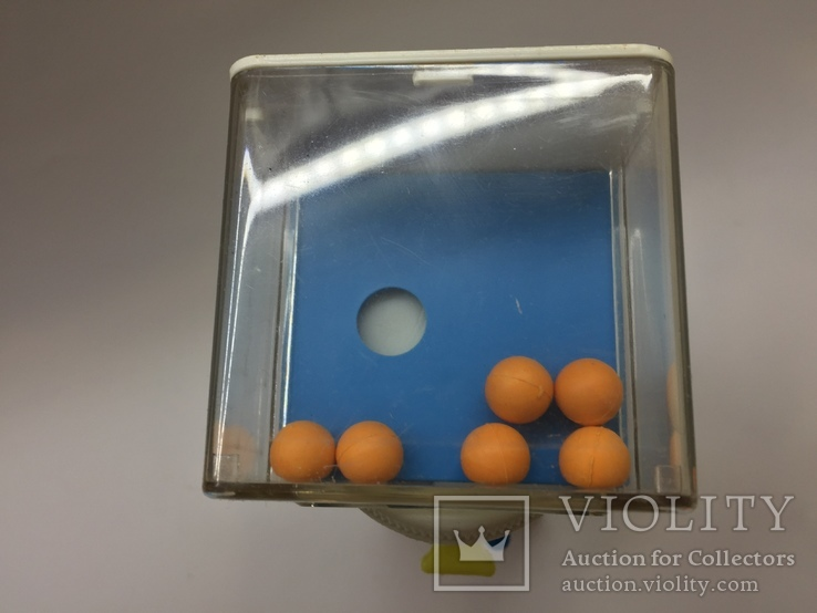 Игра головоломка перекати шарики времён СССР цена клеймо, фото №11
