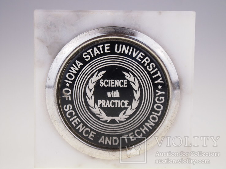 Сувенир Iowa State University of Science and Technology, фото №8