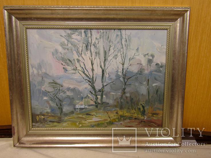 Картина В. Ковалёв