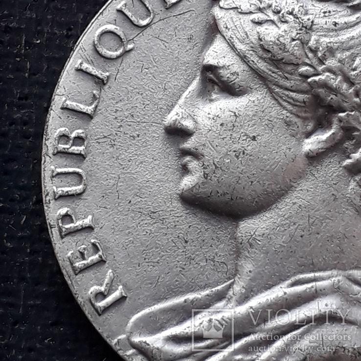 Франция, Почётная Медаль Труда, серебро, 10- грамм, фото №7