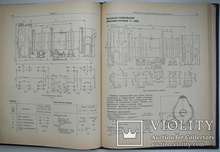 1965  Альбом химического оборудования изготовляемого заводами УССР, фото №13