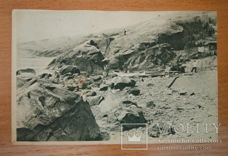 1920-е, Крым,Алупка, Рыбачья пристань, фото №2