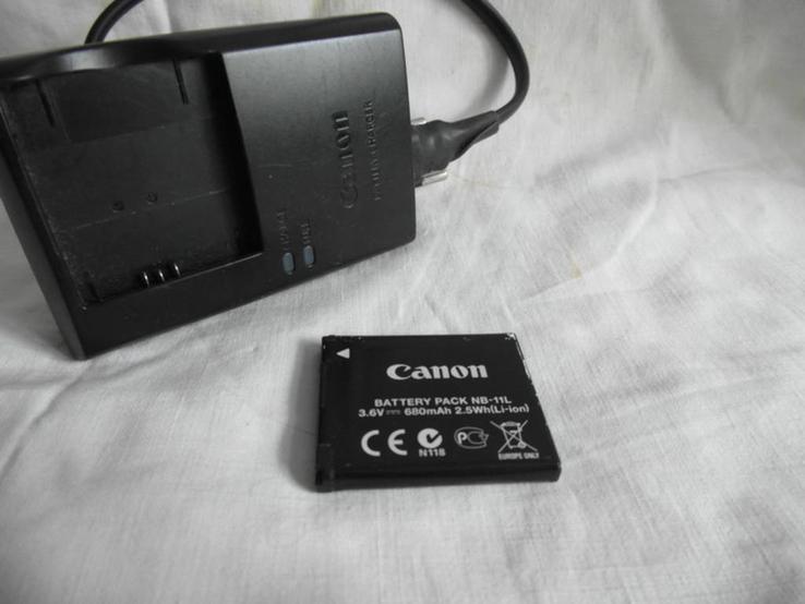 Аккумулятор NB-11L и ЗУ