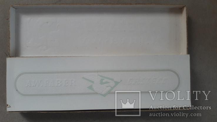 Коробка карандаш Castell Faber, фото №3