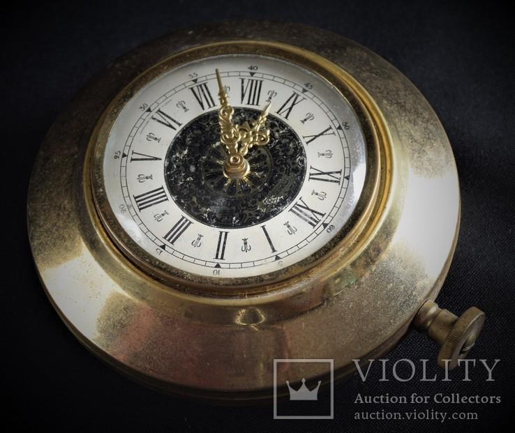 Часы интерьерные настольные кабинетные Mercedes (Германия), фото №5