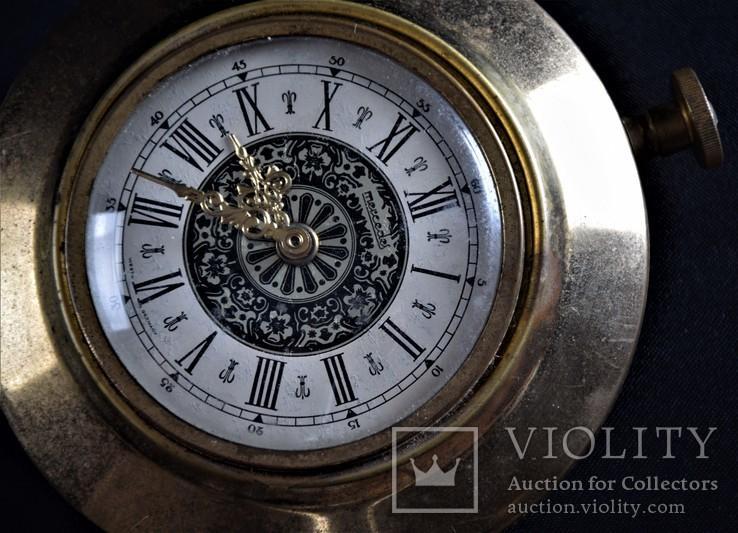 Часы интерьерные настольные кабинетные Mercedes (Германия), фото №7