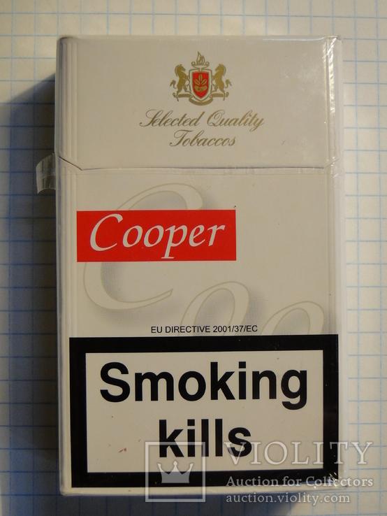 Сигареты cooper где купить сигареты оптом северодвинск