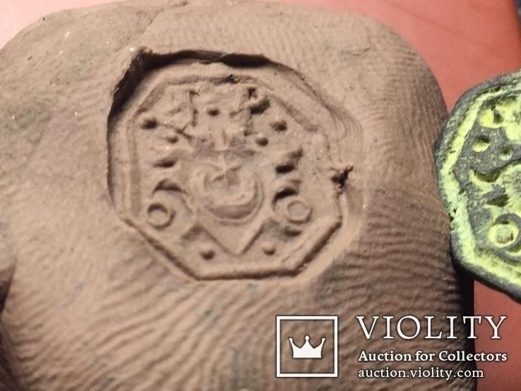 Печатка з гербом Лелiва, фото №12