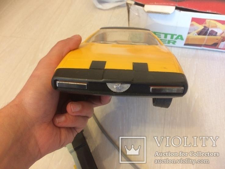 3 винтажные авто на радиоуправлении, фото №4