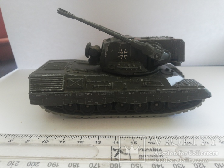 Танк Panzer Leopard A 1 Germany