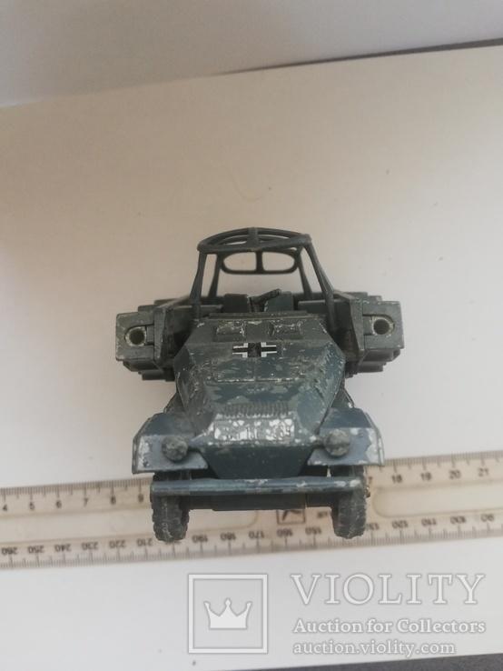 Немецкая Р/У Hanomag Sdk fz 251/1