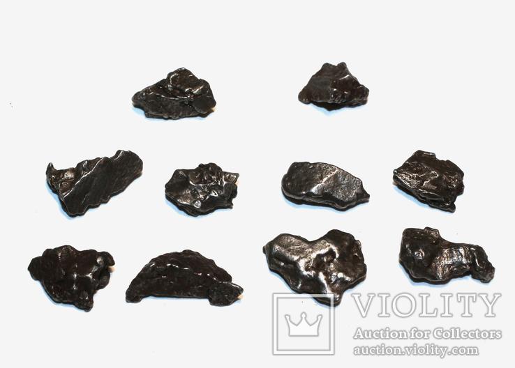 10 залізних метеоритів Campo del Cielo, фото №5
