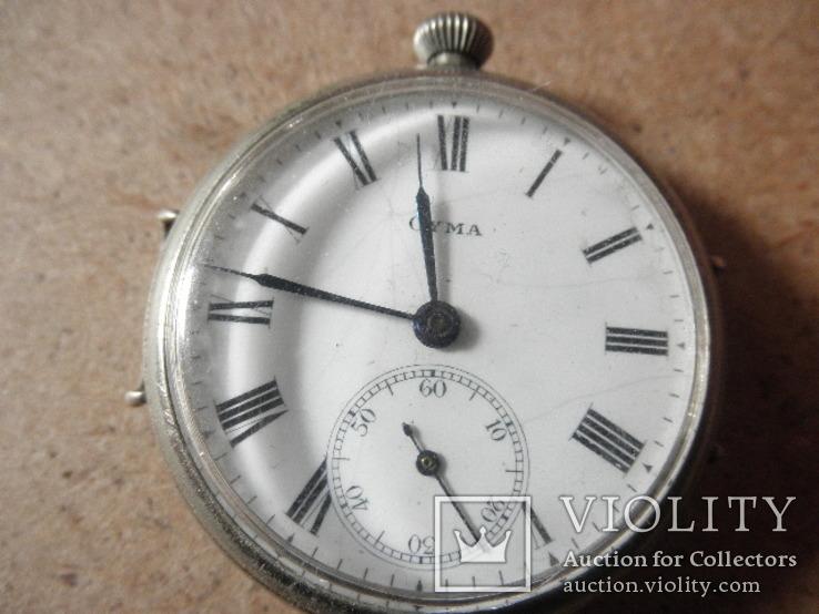 Годинник швейцарський CYMA, фото №2