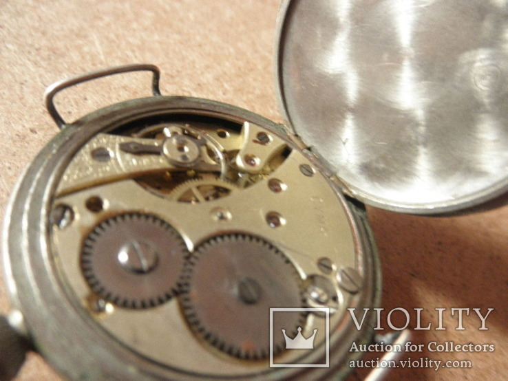 Годинник швейцарський CYMA, фото №4