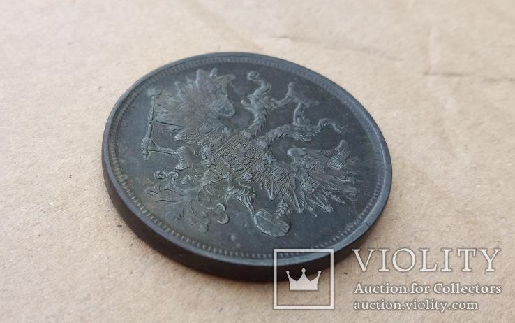 5 копеек 1866 ЕМ + бонус, фото №8
