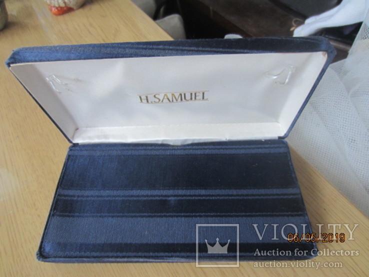 Ювелирная коробка H. Samuel великобритания, фото №5