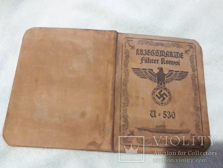 Немецкий документ ,очень хорошая копия, фото №3