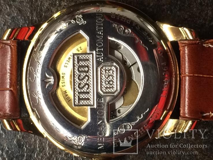 Часы Тиссот ле Локль,автомат,невыкупленный лот, фото №6