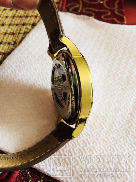 Часы Тиссот ле Локль,автомат,невыкупленный лот, фото №8