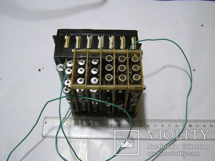 Блок /магазин/ сопротивлений 10 Ом-200 мГом. Б/у., фото №2