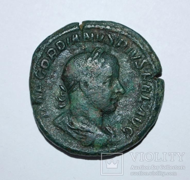 Сестерций Гордиана III.