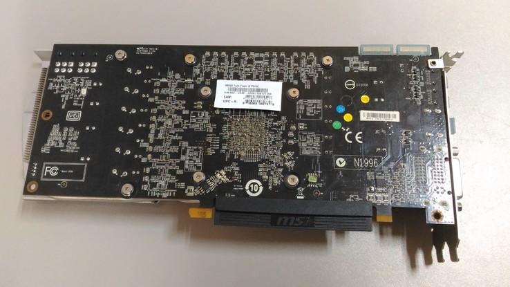 Видеокарта MSI R6950 Twin Frozr III PE/OC 2GB, GDDR5, 256bit, фото №6