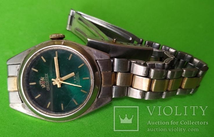 Часы-подделка ''Orientx'' 17 камней., фото №2