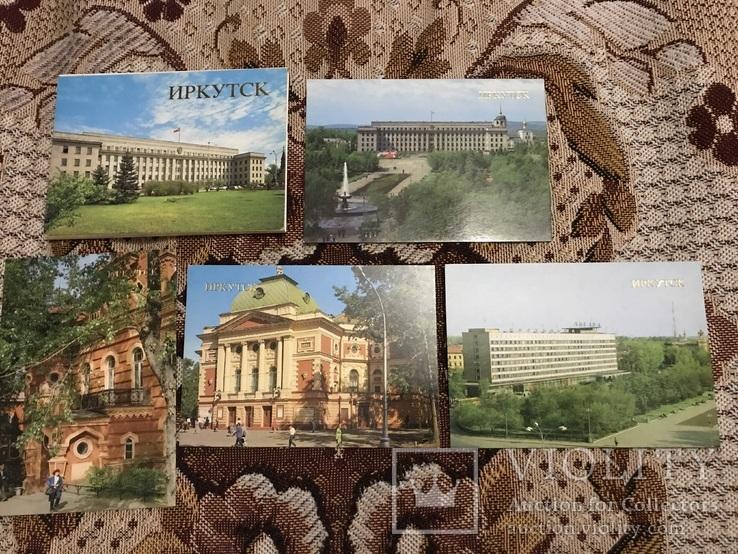 Открытки, красивые открытки иркутск