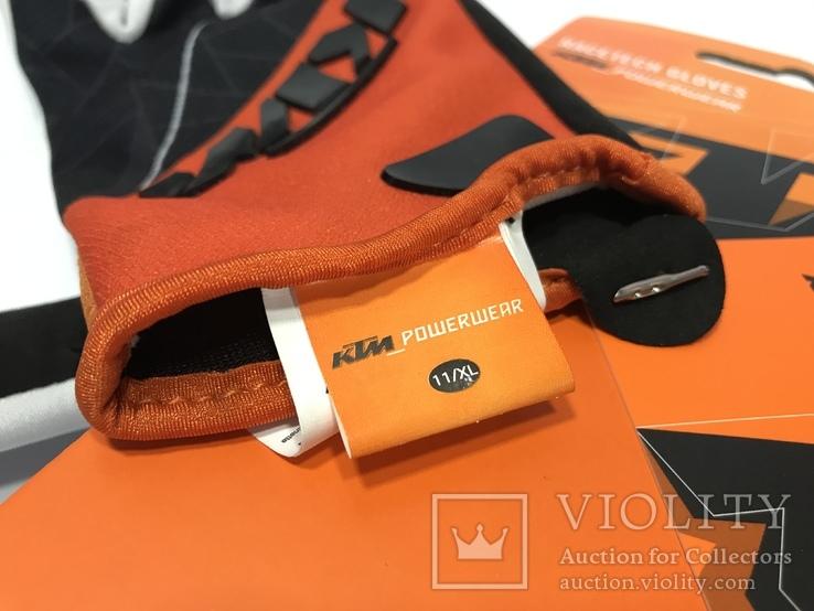 Перчатки КТМ для кросса, фото №6