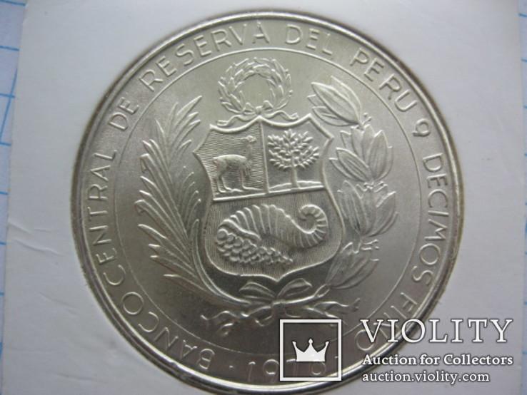 400 солей 1976 года Перу