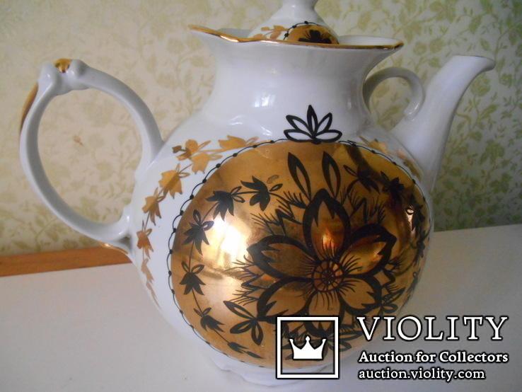 Заварочный чайник 3л., фото №3