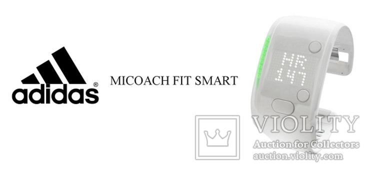 Мультитул Leatherman Squirt PS4 Black + Фитнес браслет Adidas Fit Smart с пульсометром Mio, фото №8