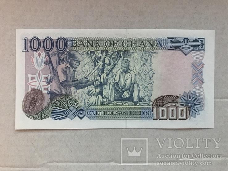 1000 седіс Гана 1999, фото №3
