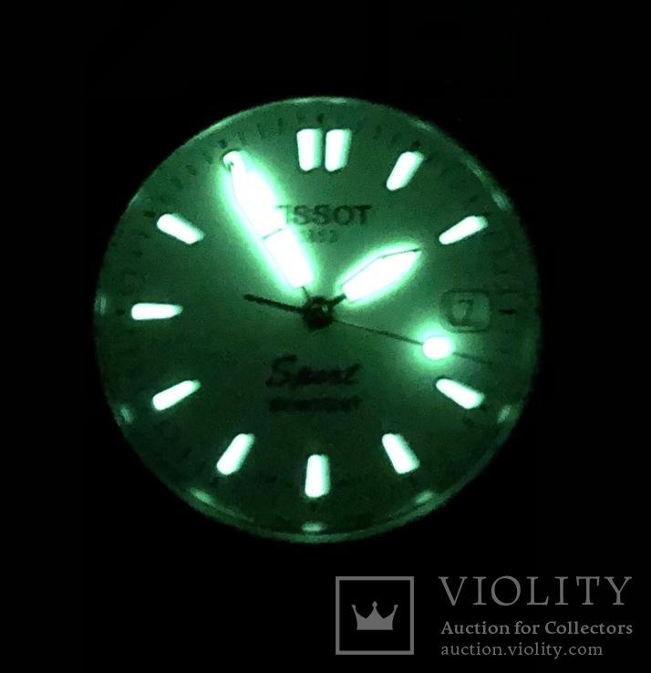 Часы Tissot Sport, фото №9