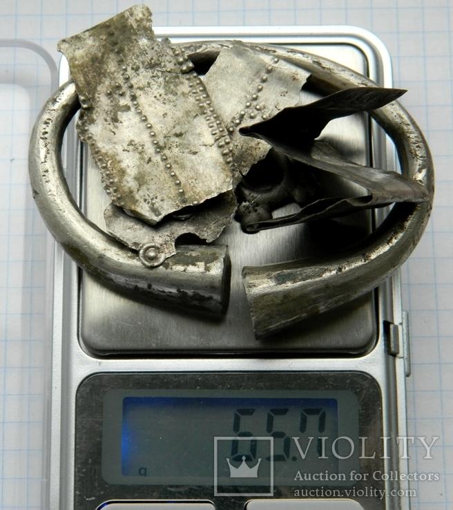 Предмети ПК. (серебро)., фото №11
